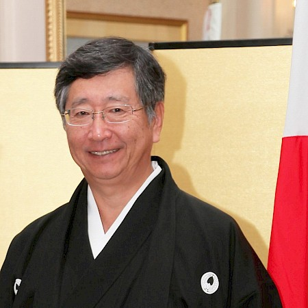 Message from the Japanese Ambassador to the UK