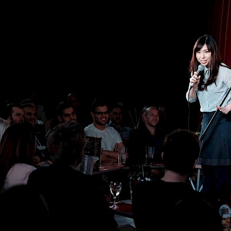 Yuriko Kotani: the Japanese comedian rising up the ranks of UK stand up
